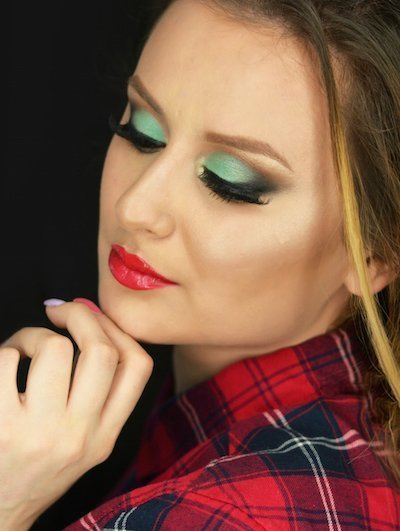 alisa coroi makeup tutorial defa cosmetics