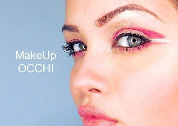 defa cosmetics makeup naturale e bio per occhi