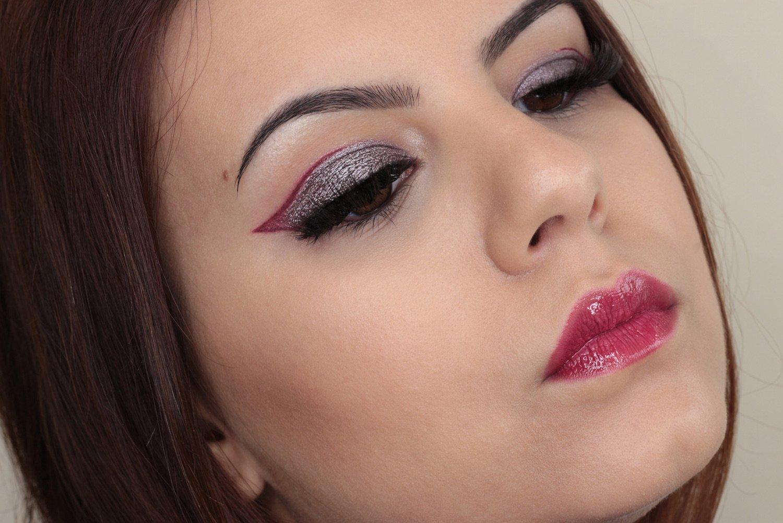 Makeup Look Tutorial di Giorgi.ness per Defa Cosmetici naturali vegan bio